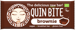 Quin bite brownie